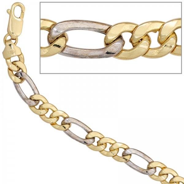 Figarokette 333 Gold bicolor 50cm